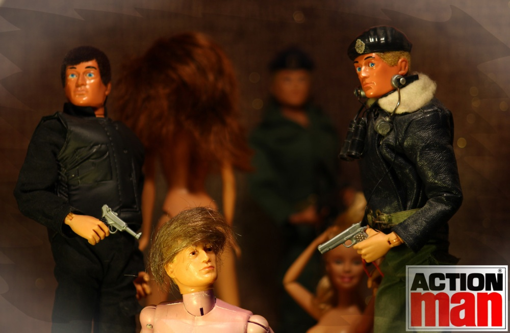 action man treated